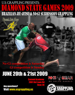 2009 Diamond State Games