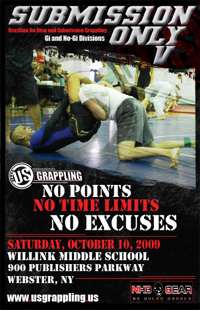 US Grappling Submission Only V